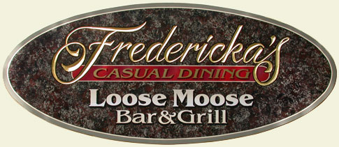 Millinocket Maine Restaurant - Fredericka's Casual Dining Between the Lakes