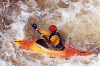Kayak the West Branch Penobscot River from Big Moose Inn